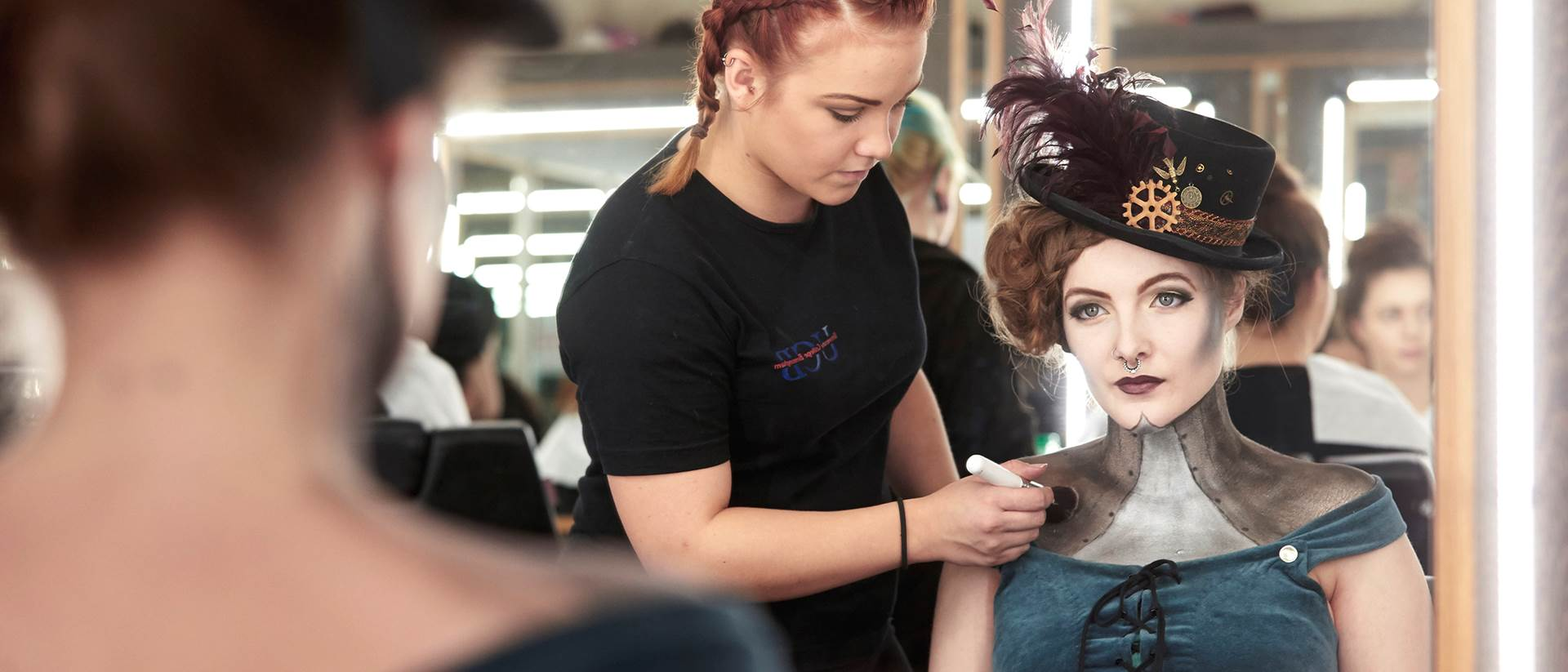 Hair And Media Make Up Level 2